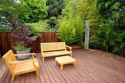 John's Garden photo 2 with benches